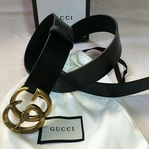 Other - Unisex  Gucci leather belt